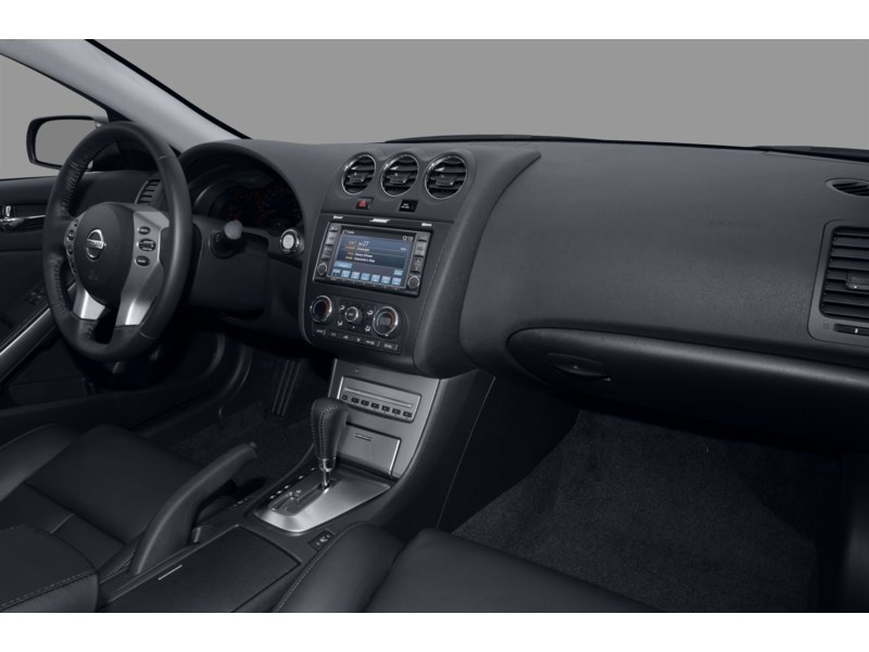 2008 Nissan Altima 3 5 Se Interior Shot 1