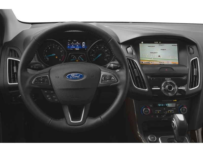 Ottawa S Used 2018 Ford Focus Titanium In Stock Used Vehicle Page