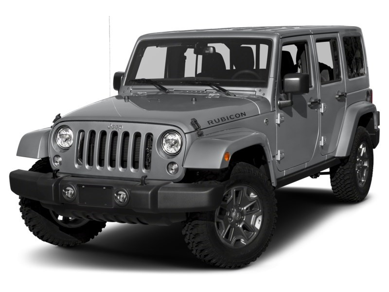 2018 Jeep Wrangler JK Unlimited Rubicon Exterior Shot 1