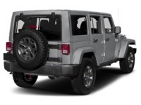 2018 Jeep Wrangler JK Unlimited Rubicon Exterior Shot 2