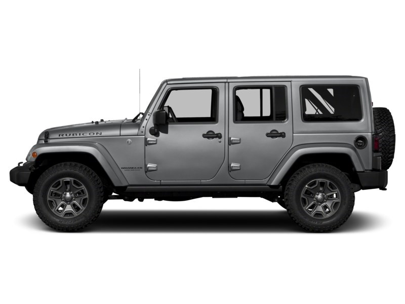 2018 Jeep Wrangler JK Unlimited Rubicon Exterior Shot 7