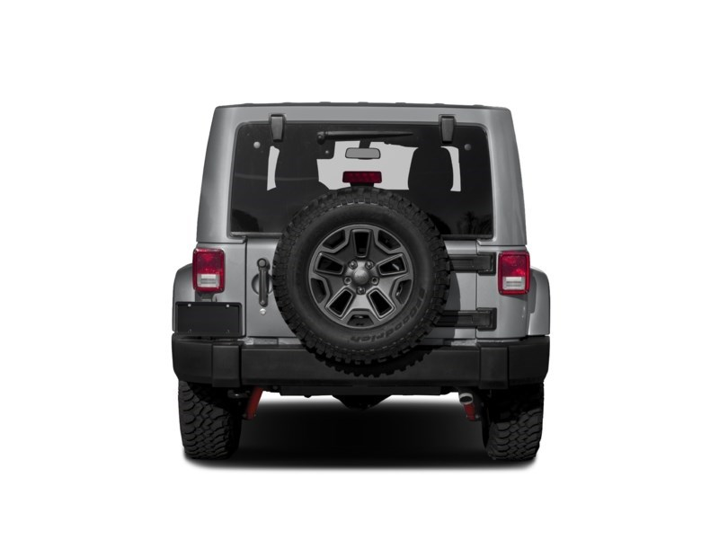 2018 Jeep Wrangler JK Unlimited Rubicon Exterior Shot 8