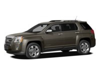2011 GMC Terrain SLE-1 Mocha Steel Metallic  Shot 2