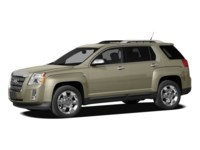 2011 GMC Terrain SLE-1 Gold Mist Metallic  Shot 5