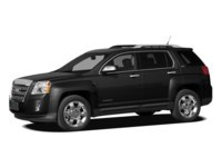 2011 GMC Terrain SLE-1 Carbon Black Metallic  Shot 8