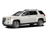 2011 GMC Terrain SLE-1 Summit White  Shot 9