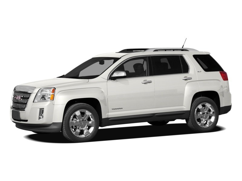 2011 GMC Terrain SLE-1 Summit White  Shot 10