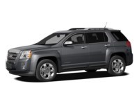 2011 GMC Terrain SLE-1 Cyber Grey Metallic  Shot 14