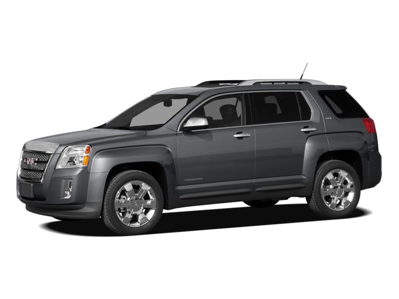 2011 GMC Terrain SLE-1 Cyber Grey Metallic  Shot 13