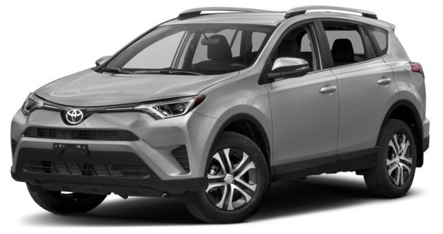 2016 Toyota RAV4 Silver Sky Metallic [Silver]