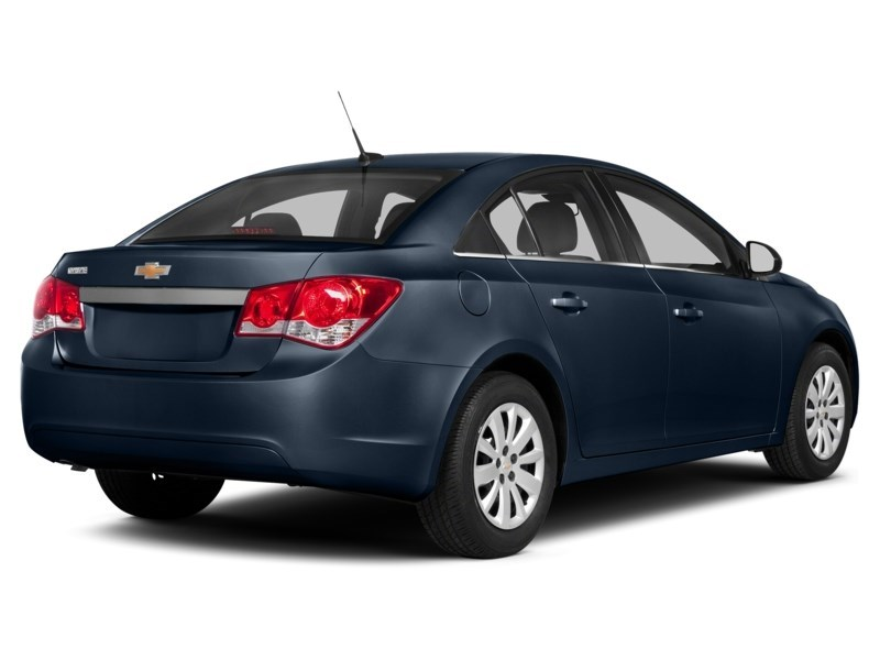 2014 Chevrolet Cruze AUT0 AIR LOADED Blue Ray Metallic  Shot 5