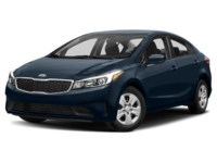 2018 Kia Forte LX Hyper Blue Metallic  Shot 7