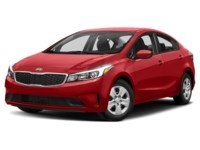 2018 Kia Forte LX Radiant Red Metallic  Shot 10