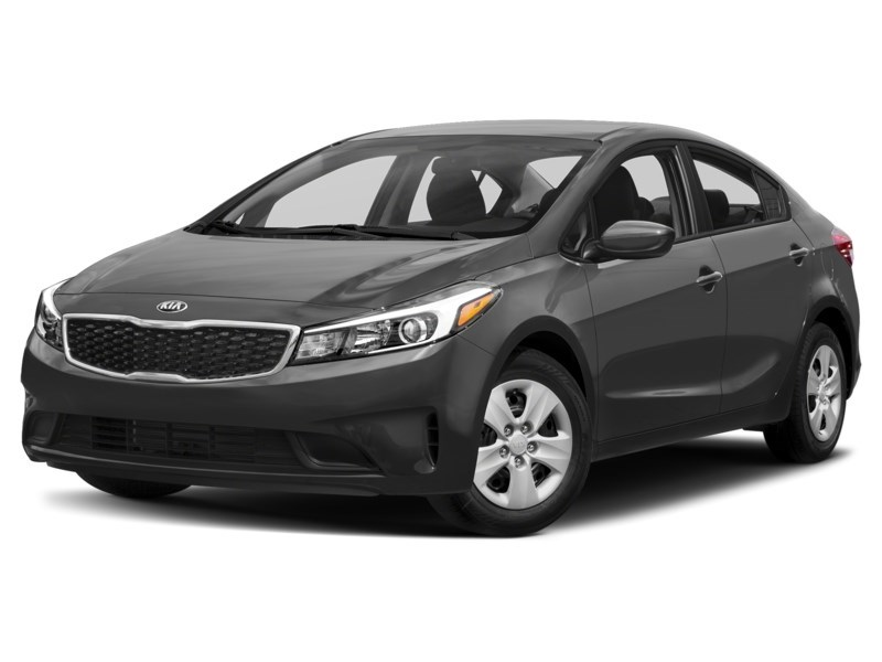 2018 Kia Forte LX Urban Grey Metallic  Shot 16