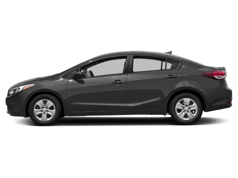 2018 Kia Forte LX Urban Grey Metallic  Shot 18