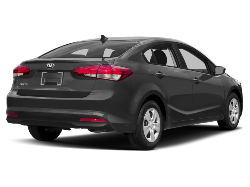 2018 Kia Forte LX Urban Grey Metallic  Shot 17